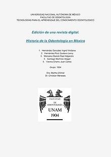 Odontología en México