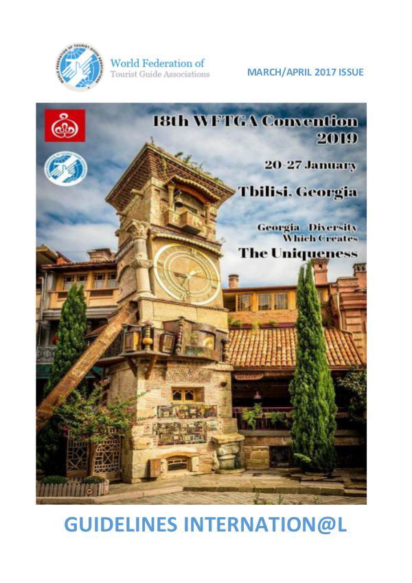 WFTGA Guidelines Internation@l Volume 21