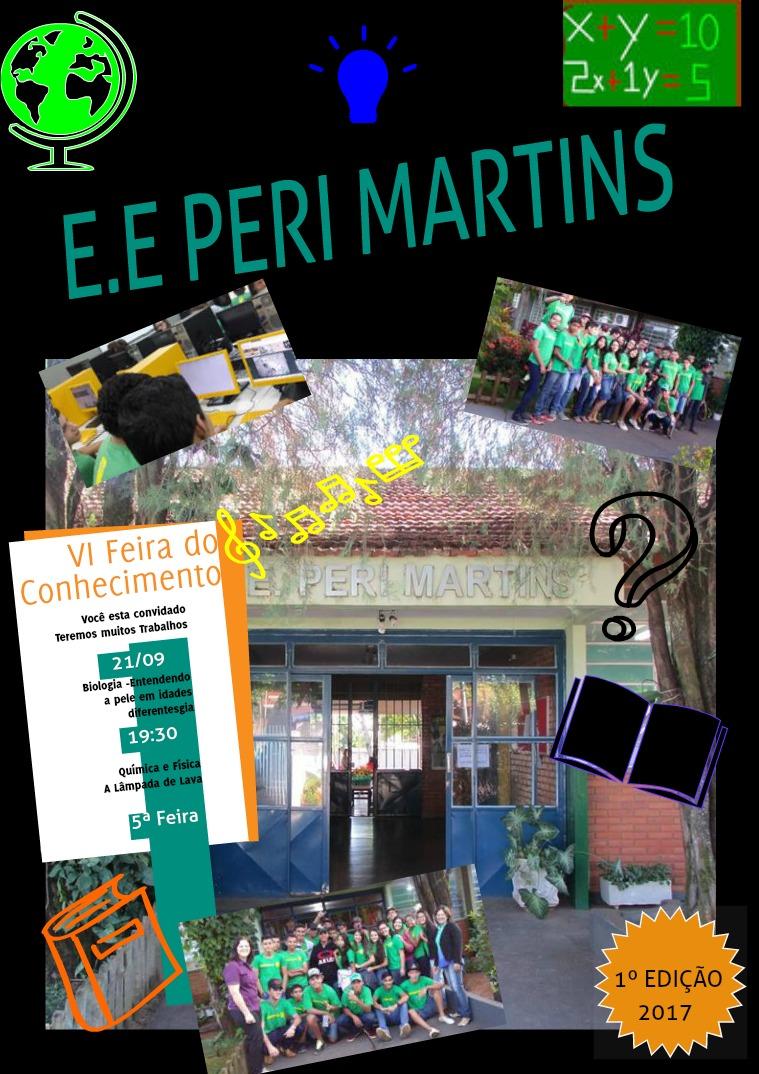 E. E. Peri martins E. E. Peri martins