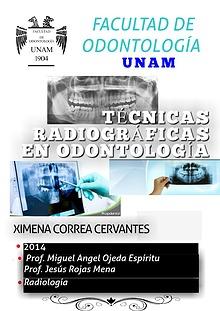 Técnicas Radiográficas en Odontología