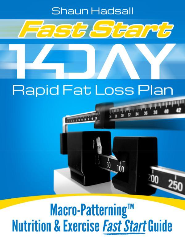 14 Day Rapid Fat Loss Plan PDF / Review : Shaun Hadsall, Free Download