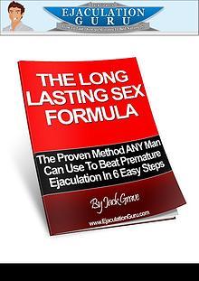 Ejaculation Guru PDF / Book