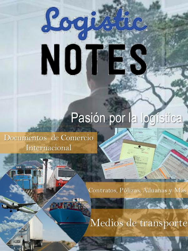 Logistic Notes LOGISTIC-NOTES-1