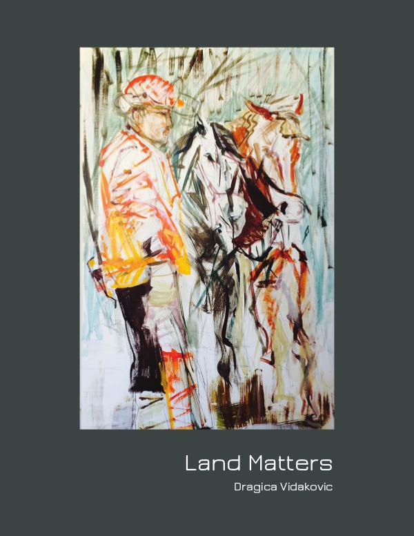 Dragica Vidakovic - Artwork LandMatters_Catalog