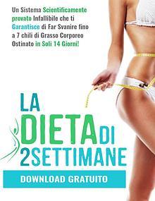La Dieta di 2 Settimane PDF Download Gratis - Brian Flatt