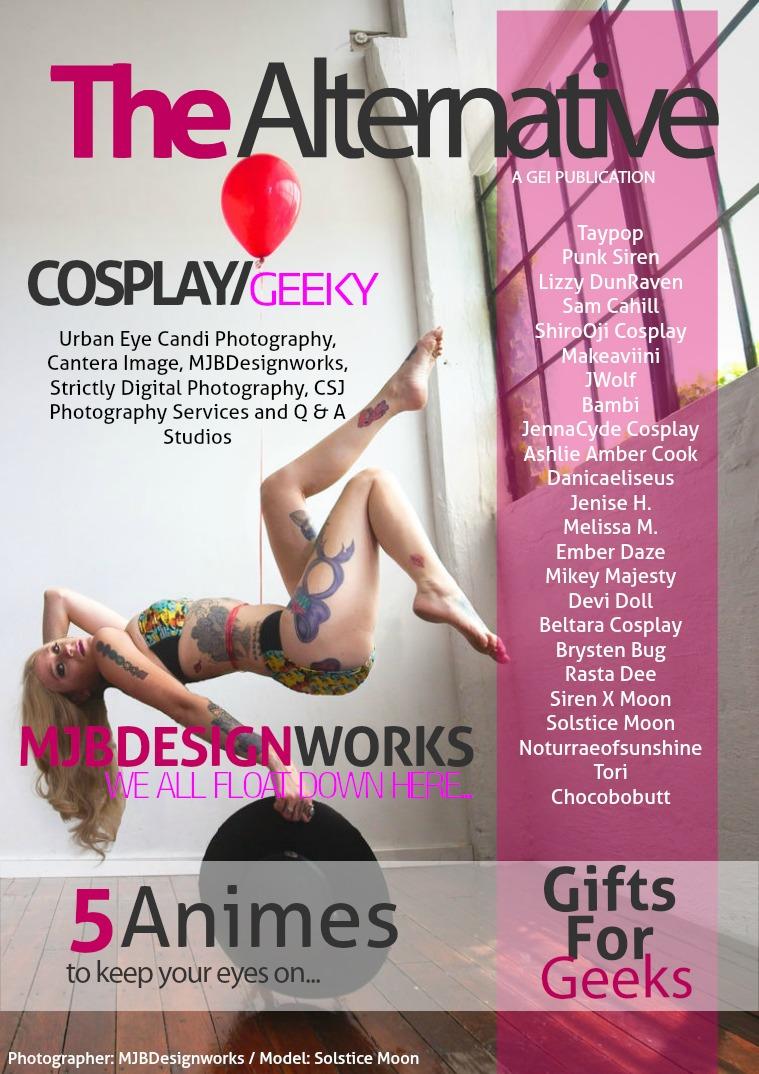 GEI: The Alternative June's Cosplays & Geeks