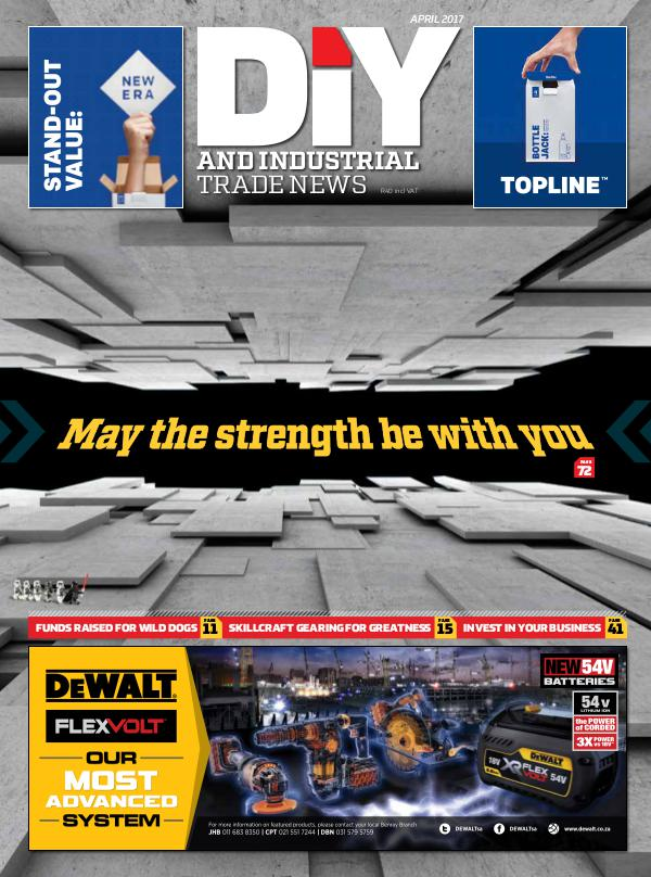 DIY Trade & Industrial News April 2016