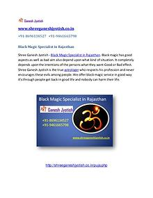 Black Magic Specialist in Rajasthan