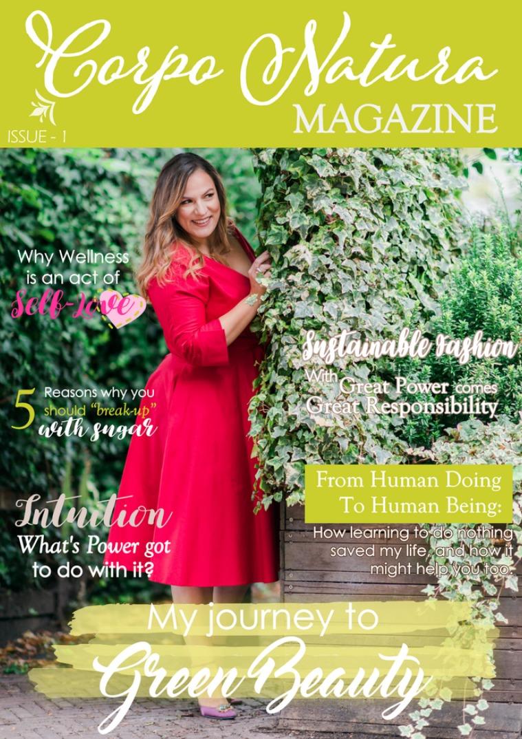 Corpo Natura Magazine Summer 2017