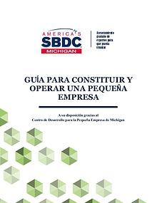 Guide to Starting and Operating a Small Business | Spanish