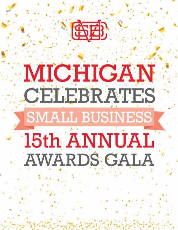 Michigan Celebrates Small Business 2019 2019 Awardee Magazine