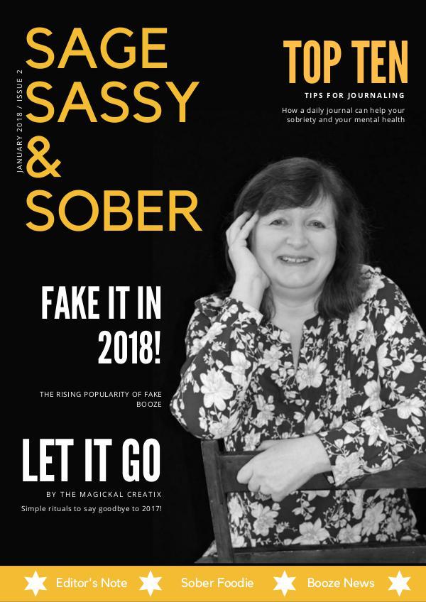 Running On Sober Issue 2