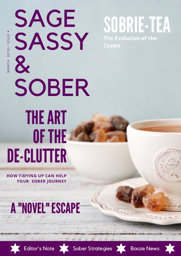 Running On Sober Issue 4