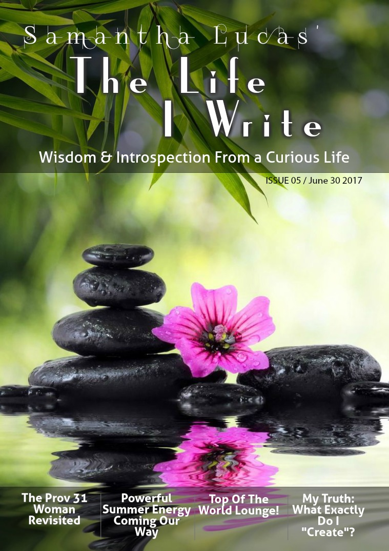 The Life I Write Issue 5 Vol 1