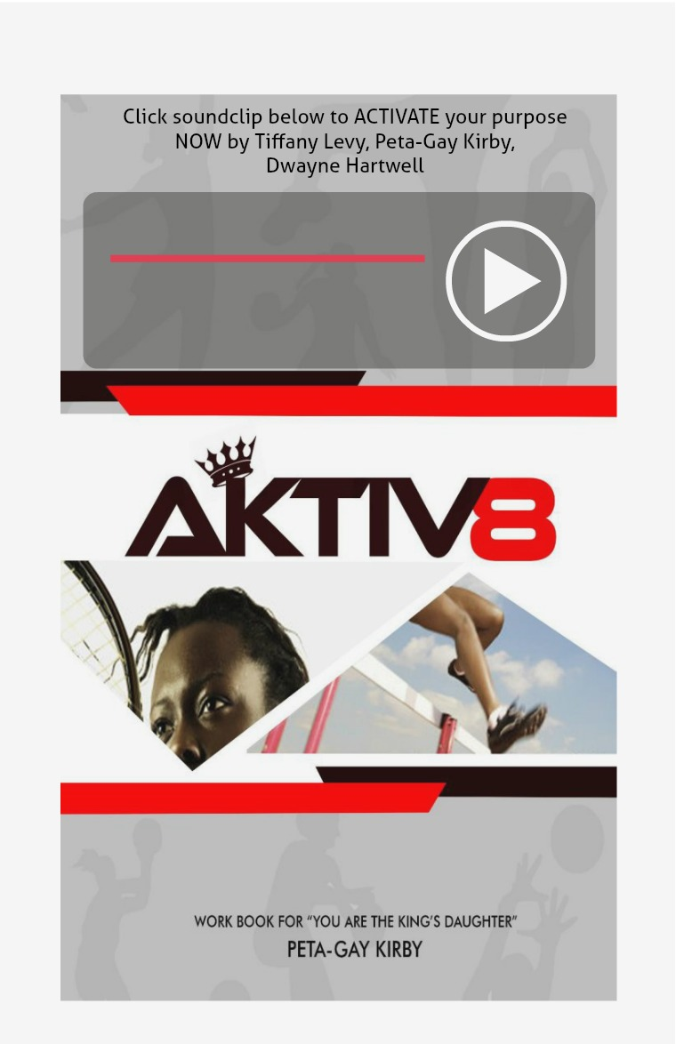 AKTIV8 magazine AKTIV8 companion guide 2017