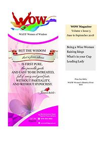 WAFIF WOW magazine
