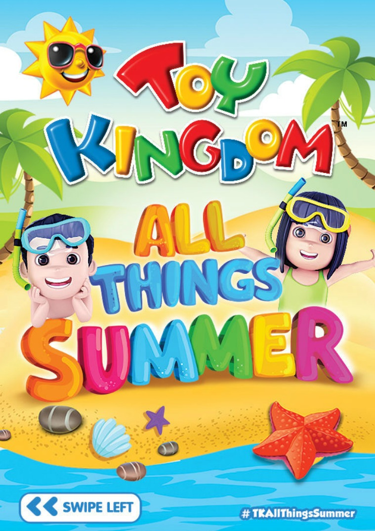 Toy Kingdom All Things Summer