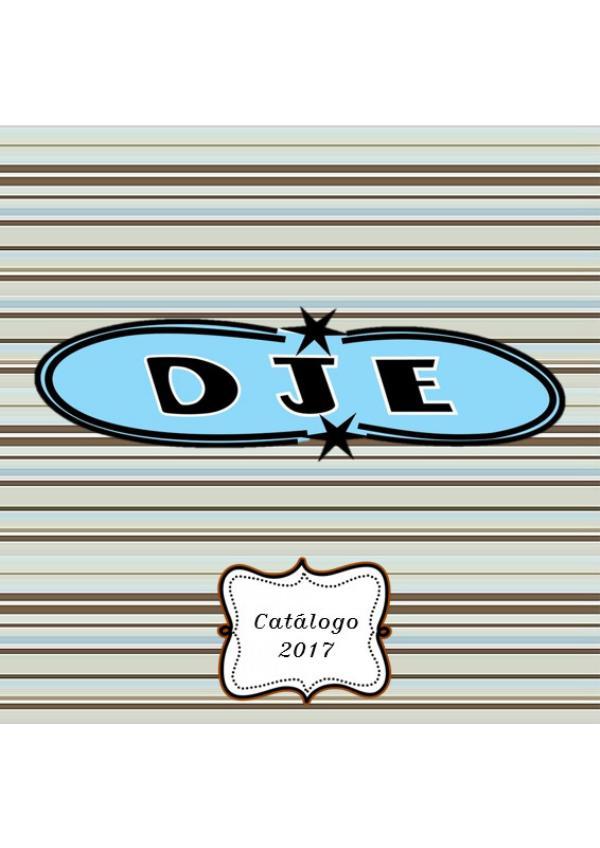 Catálogo DJE 2017 EDIÇÃO 2017