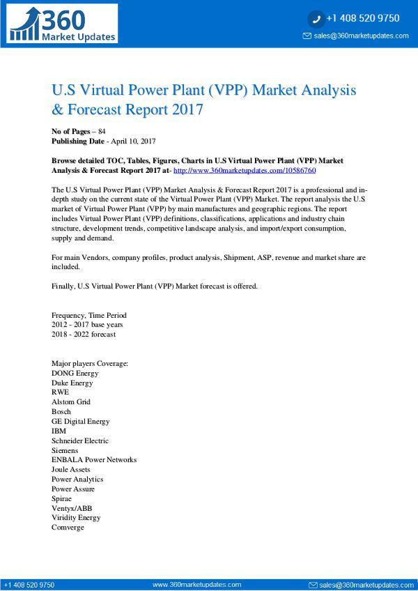 Virtual Power Plant (VPP) Market