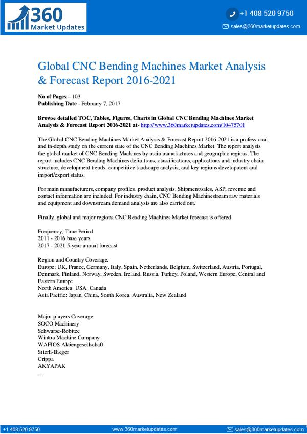 Report- CNC-Bending-Machines-Market-Analysis-Forecast-Repo