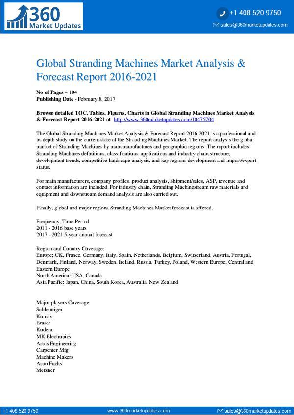 Report- Stranding-Machines-Market-Analysis-Forecast-Report