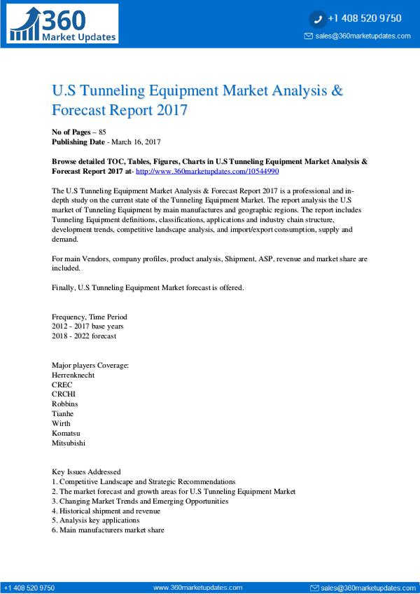 Report- Tunneling-Equipment-Market-Analysis-Forecast-Repor