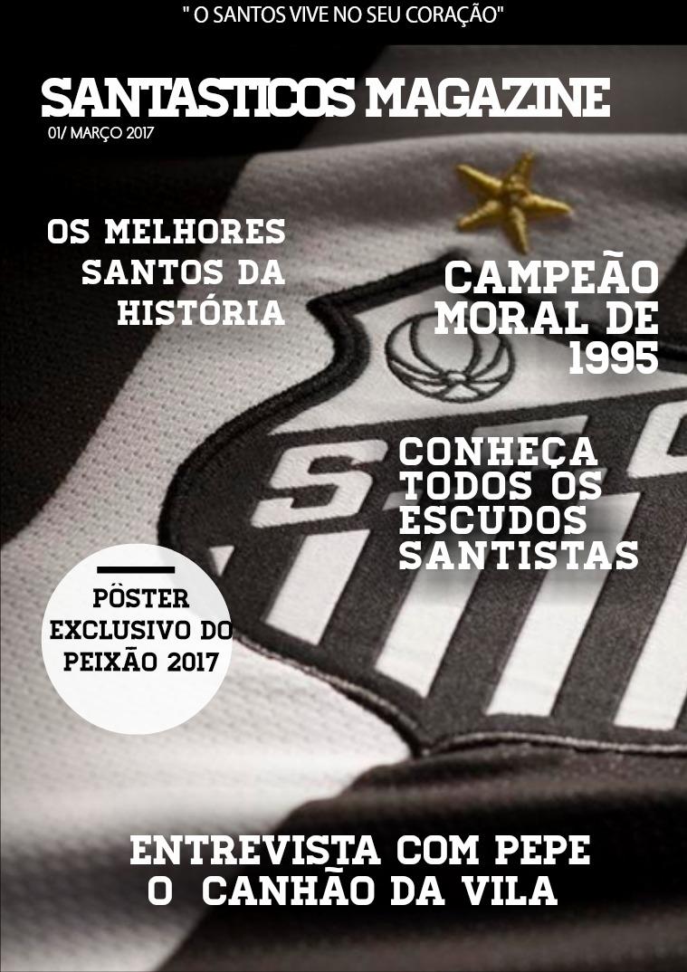 Santasticos Magazine 1