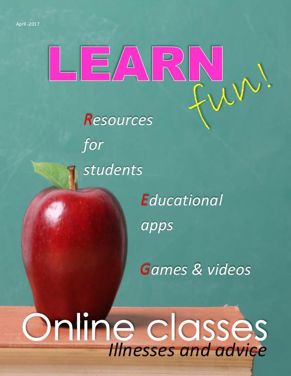 Learn Fun! Learn FUN!