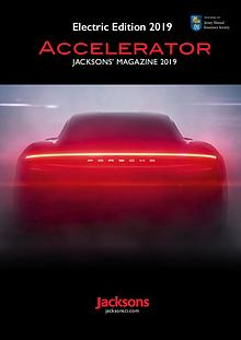 Jacksons Accelerator Electric Edition