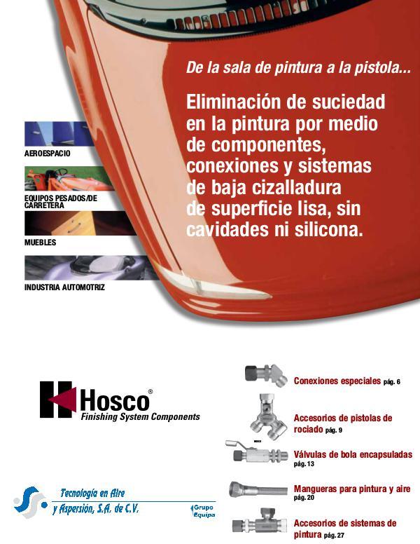 HOSCO Productos Hosco