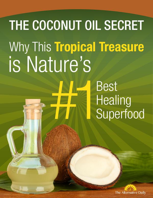 The Coconut Oil Secret PDF / Book Nature's #1 best healing superfood