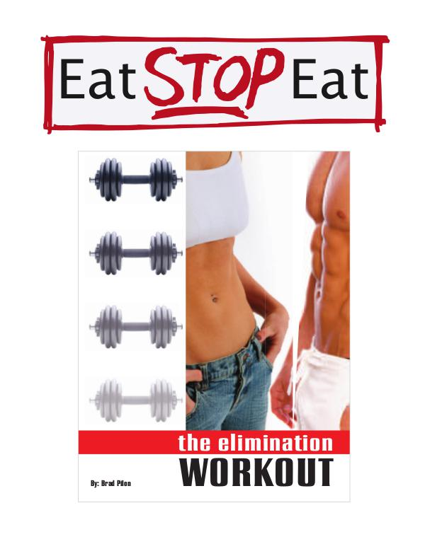 Eat Stop Eat PDF / eBook Free Download Plan By Brad Pilon