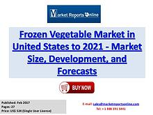 2017 Frozen Vegetable Industry United States Market Trends, Share, Si