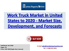 Work Truck Market Research Report and Trends Forecasts 2017 to 2020