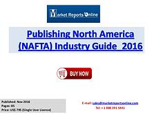 Publishing Market North America Analysis 2016