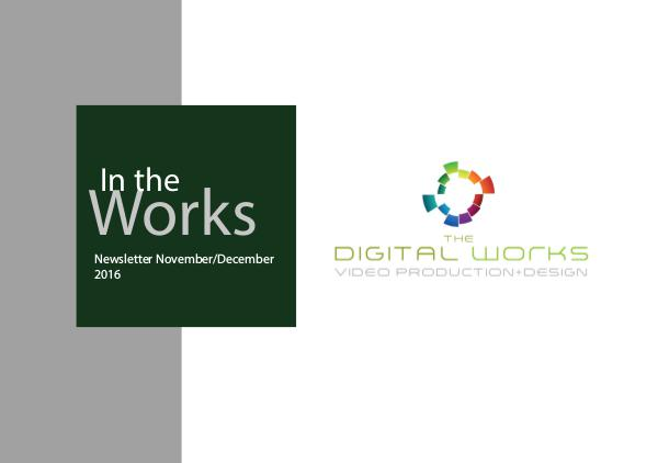 The Digital Works Newsletter Newsletter