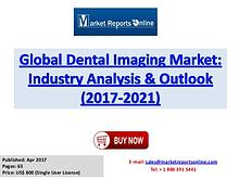 Global Dental Imaging Industry Growth Analysis and Forecasts To 2021
