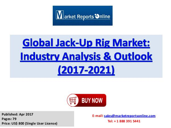 Jack-Up Rig Industry Growth Analysis and Forecasts 2017 To 2021 2017 Jack-Up Rig Market Growth Analysis and 2021