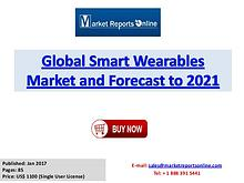 2017 Smart Wearables Industry Global Market Trends