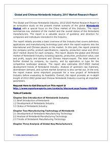 Nintedanib Market Growth Analysis and Forecasts To 2022