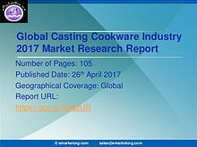 Global Casting Cookware Market Research Report 2017