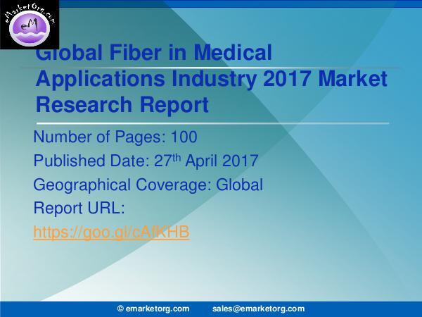 Global Laser Fiber In Medical Applications Market Research Report Laser Fiber in Medical Applications market is comp