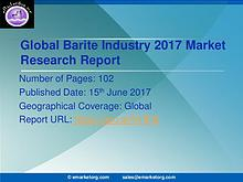 Global Barite Market Research Report 2017