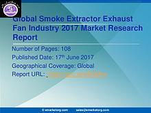 Global Smoke Extractor Exhaust fan Market Research Report 2017