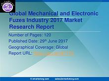 Mechanical and Electronic Fuzes Market Research Report 2017-2022