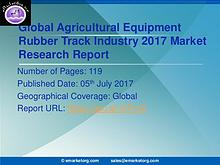 Global Agricultural Equipment Rubber Track Market Research 2017