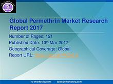 2017-2022 Global Permethrin Market Research Report
