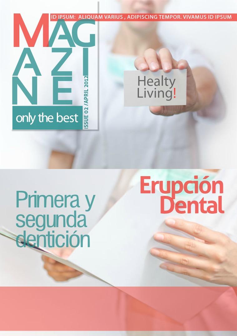 Erupción Dental 1