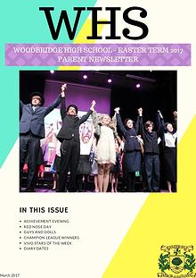 What's on at Woodbridge/Spring Edition