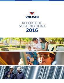 REPORTE DE SOSTENIBILIDAD 2016 - VOLCÁN